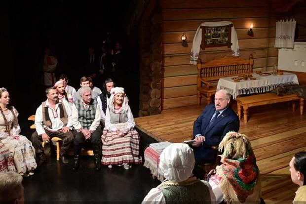 Лукашенко – хороший национализм это когда белорусов отличают от русских