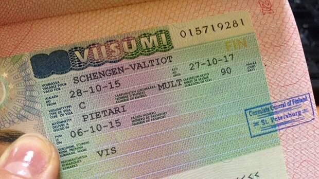 Россиянам рассказали, что изменится в выдаче шенгенских виз в 2022 году