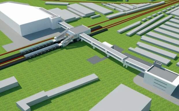 Три земельных участка выделено для строительства ТПУ «Зорге» Фото с сайта stroi.mos.ru