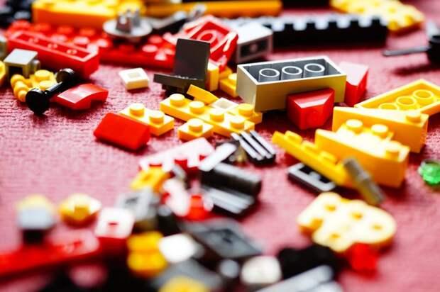 Сбор ненужных деталей Lego организуют в экоцентре на Ленинградском проспекте Фото с сайта pixabay.com