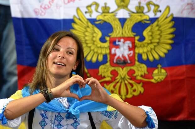 Пусть Украина называется Русью-Украиной, это станет победой Путина