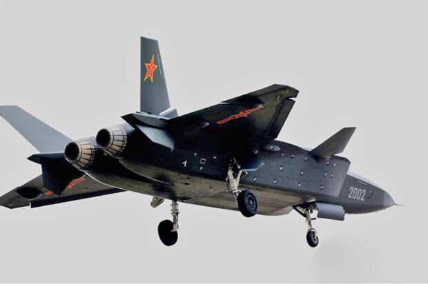 Появились данные о критических просчетах при создании новейшего китайского истребителя