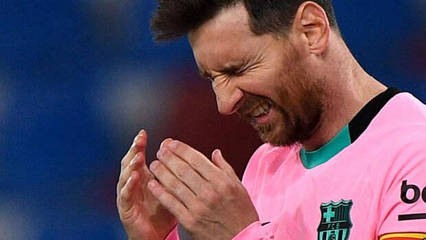 """""""Барселона"""" проиграла """"Сельте"""" и лишилась шансов на чемпионство"""