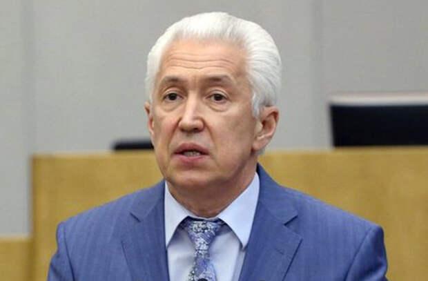 СМИ прогнозируют уход главы Дагестана Васильева