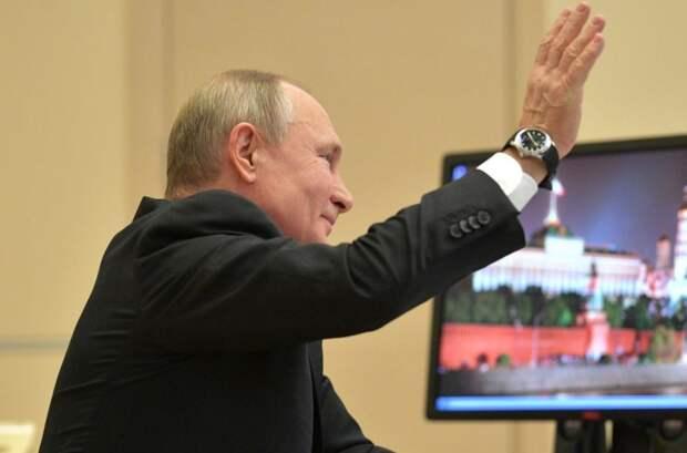 Китайцы объяснили, почему Владимир Путин сказал Западу: «Бай!»