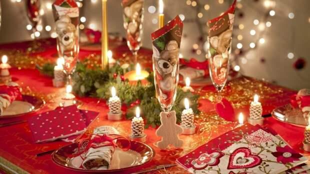 Сервируем новогодний стол правильно – секреты идеального новогоднего застолья