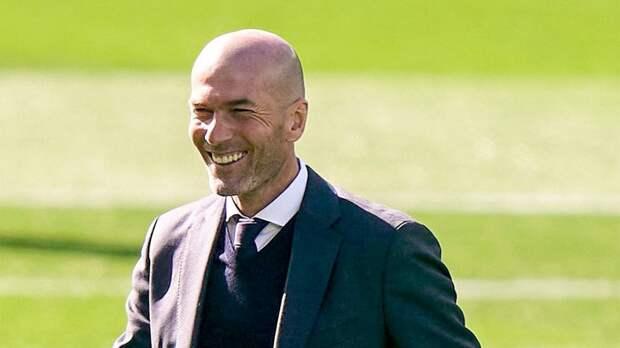 «Реал» повторил рекордную беспроигрышную серию в Ла Лиге при Зидане