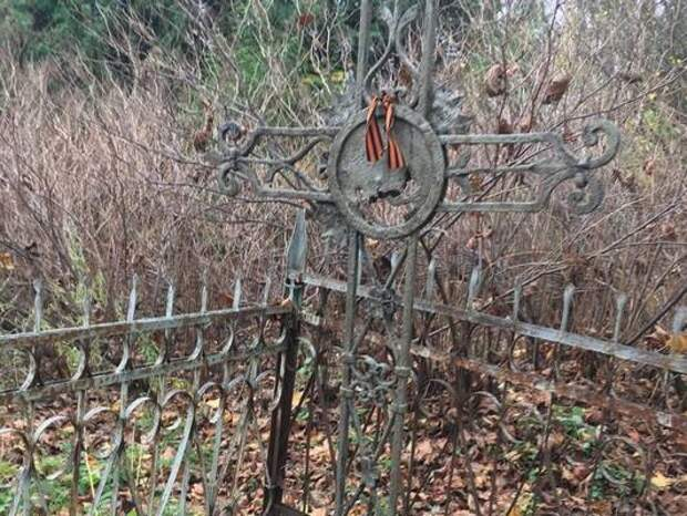 В Твери на Волынском некрополе нашли могилу героической фронтовой медсестры