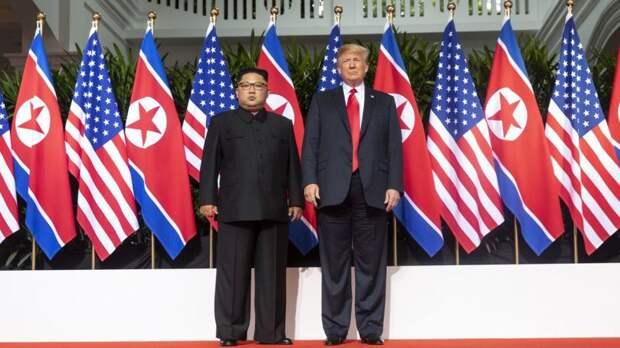 Лидер КНДР обращается к Трампу в письмах «ваше превосходительство»