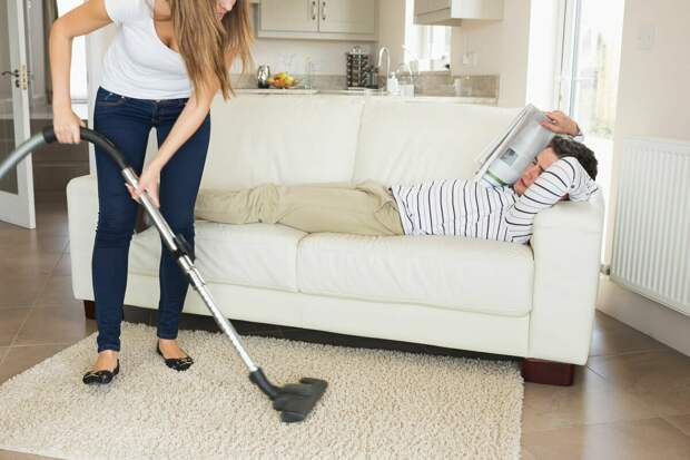 Муж ни носков себе не найдет в доме, ни чаю нальет: «В его квартире живем!»