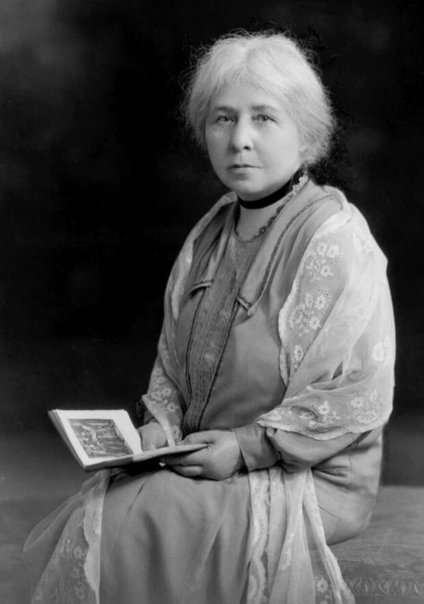 Маргарет Мюррей, еще одна из женщин - пионеров египтологии