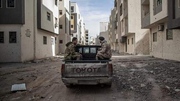 Штаб-квартира Президентского совета Ливии подверглась атаке