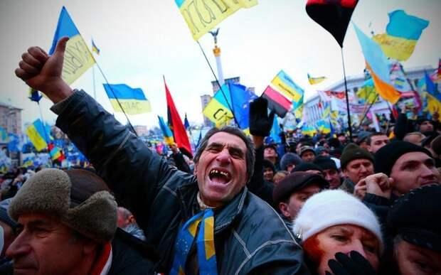 Украина – 2021: полный тромбоз совести у шайки Зеленского