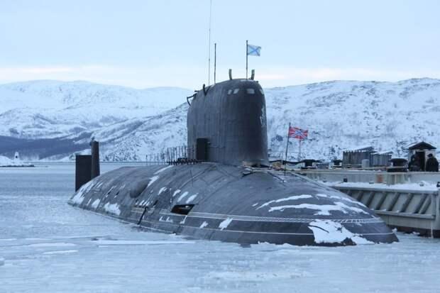"""В США признали опасность российских """"подводных грузовиков"""" с ракетами"""