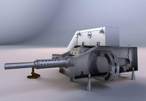 Загадки космической пушки. Артиллерийская установка «Щит-1»