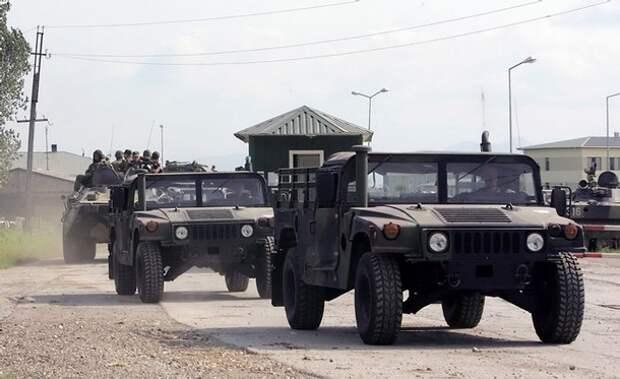Почему США требовали от нас трофеи войны 2008 года с Грузией