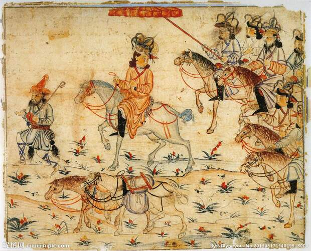 Походы монголов на Северный Кавказ в 20-30-х годах XIII века