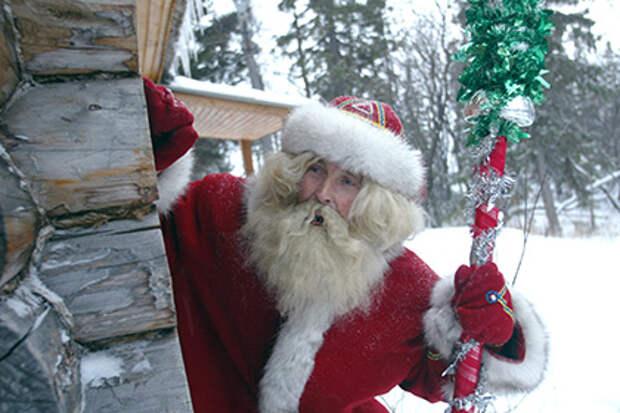 В Грозном выдвинули требования к Снегурочке