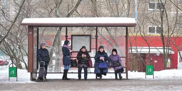 Отсутствующие остановочные пункты у метро «Сокол» появятся весной