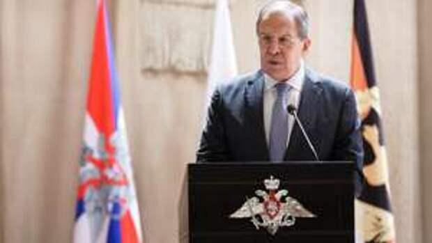 """Лавров обвинил США и ЕС в """"насаждении тоталитаризма"""" через новый мировой порядок"""