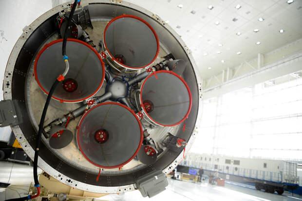 Российский «Прогресс» приостановил создание сверхтяжелой ракеты
