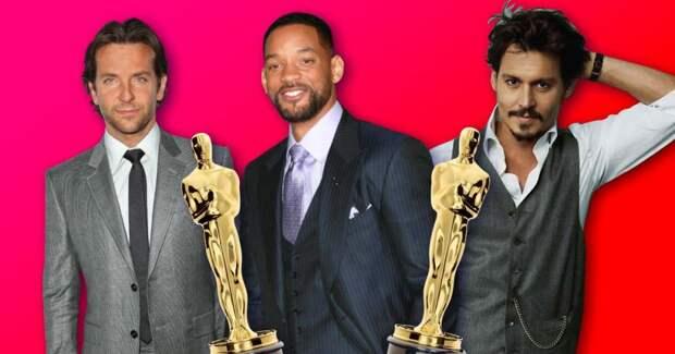 9 известных актёров, у которых еще нет «Оскара»