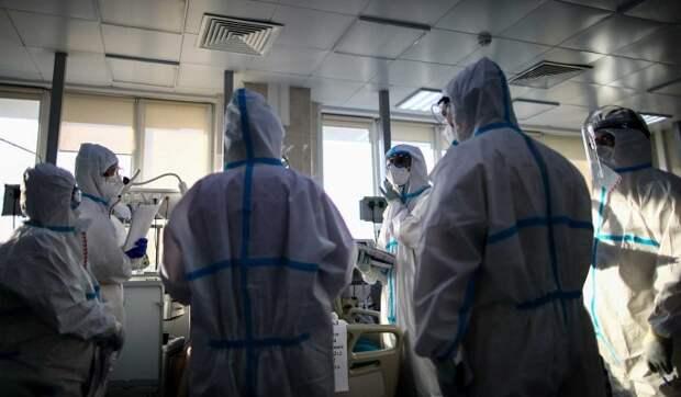 Коронавирус в России поставил новый рекорд: более 20 тысяч случаев за сутки
