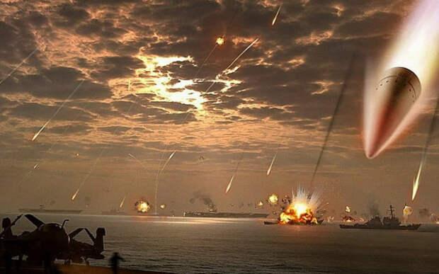 Моська лает на слона: Пентагон пугает Россию «ракетным ливнем»