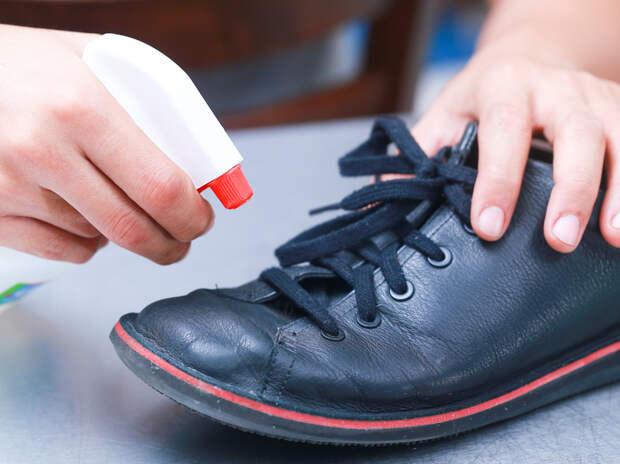 Обувь и влага