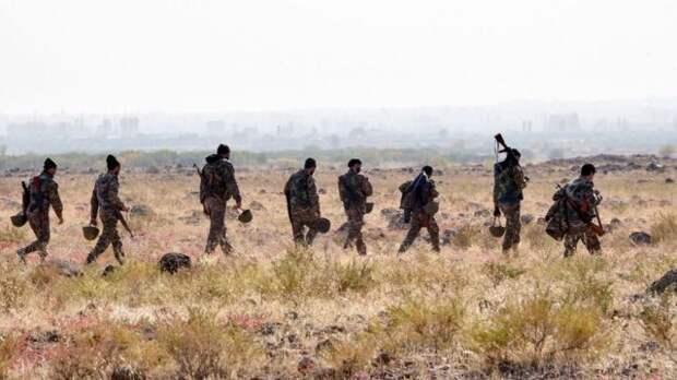 Призванные в Армении резервисты тренируются перед отправкой на фронт