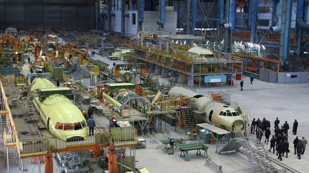 Украина хочет полностью отказаться от комплектующих из РФ в авиастроении за 10 лет — подробно о госпрограмме