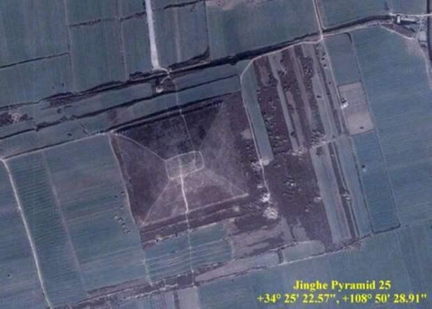 Пирамиды Китая (16 фото)