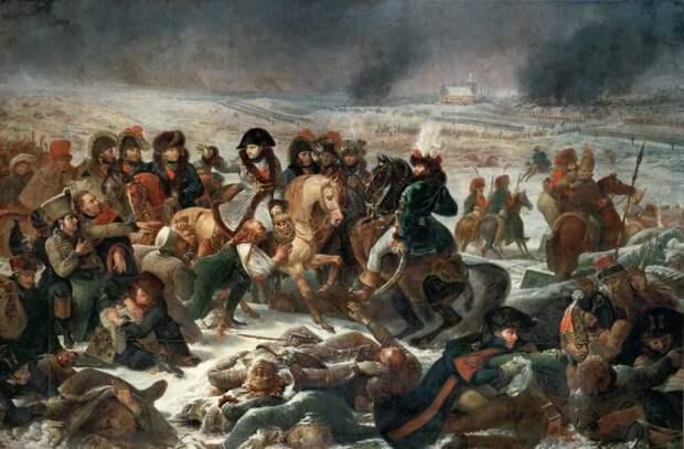 Битва при Прейсиш-Эйлау или первая победа над Наполеоном
