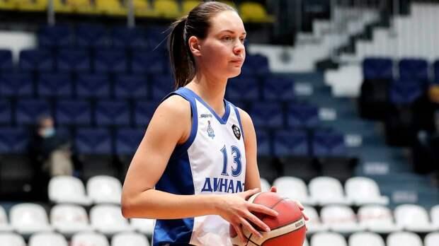 Светлана Тохташ стала игроком оренбургской «Надежды»