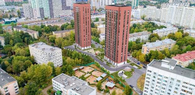 Более 700 семей в СЗАО получат новое жилье по реновации до конца года