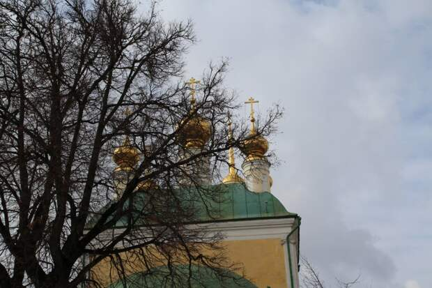 Орёл. Ахтырский кафедральный собор