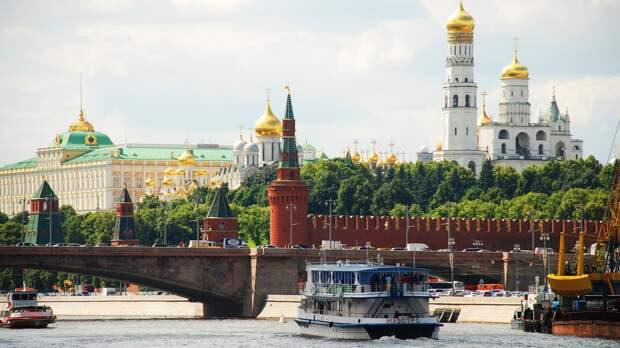 Москву 19 июня ожидает жаркая погода