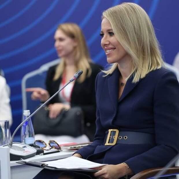 Ксения Собчак, Тина Канделаки и другие звездные гости Петербургского международного экономического форума