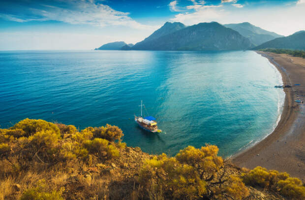Идеальный маршрут: что посмотреть в Турции?