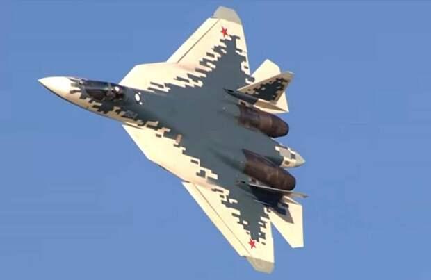 Су-57 поднялся в воздух с макетами новейших гиперзвуковых ракет