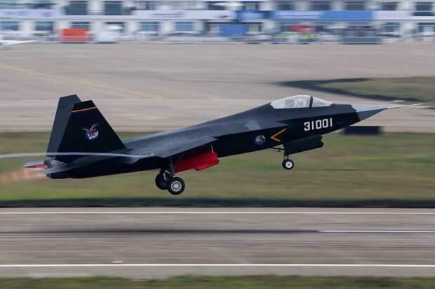 Туманное будущее истребителя Shenyang FC-31