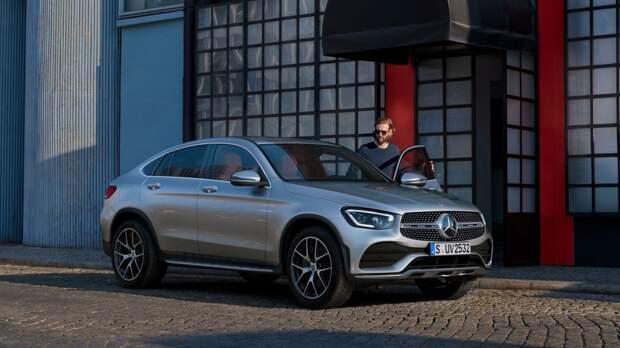 Mercedes GLC оказался самым надежным автомобилем на вторичном рынке