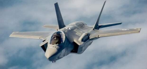 Почему вышли из строя десятки F-35