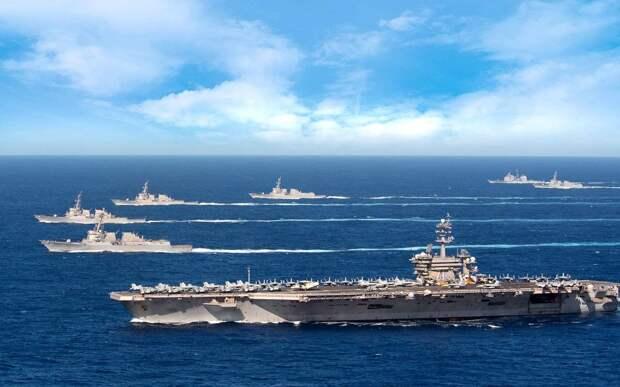 США сколачивают «тихоокеанское НАТО», заставляя Китай сближаться с Россией