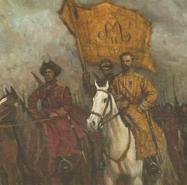Один против нового мира: приключения барона Унгерна