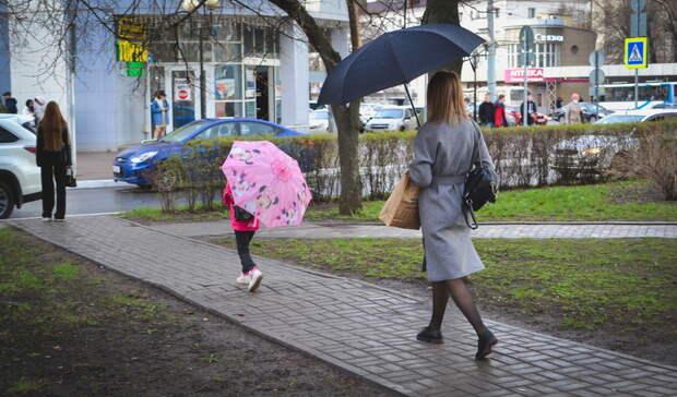 ВБелгородской области резко ухудшится погода. Возможен град ипорывы ветра
