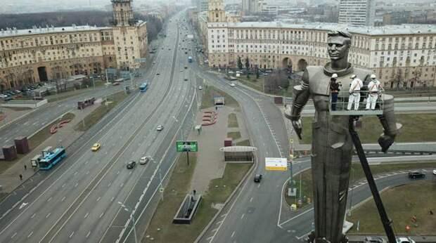 Собянин рассказал о программе по благоустройству Ленинского проспекта