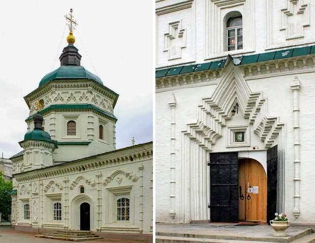 10 прекрасных церквей в стиле «сибирское барокко»
