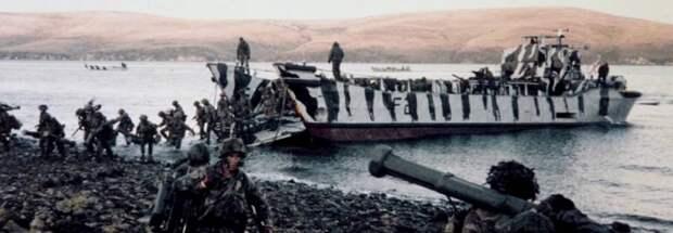 Фолкленды-82. Аргентинское самоубийство