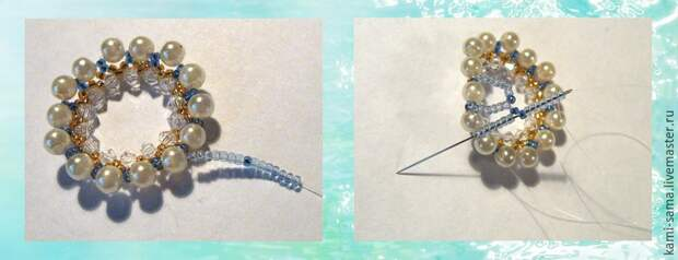 Мастер-класс плетём морского дракончика, фото № 30